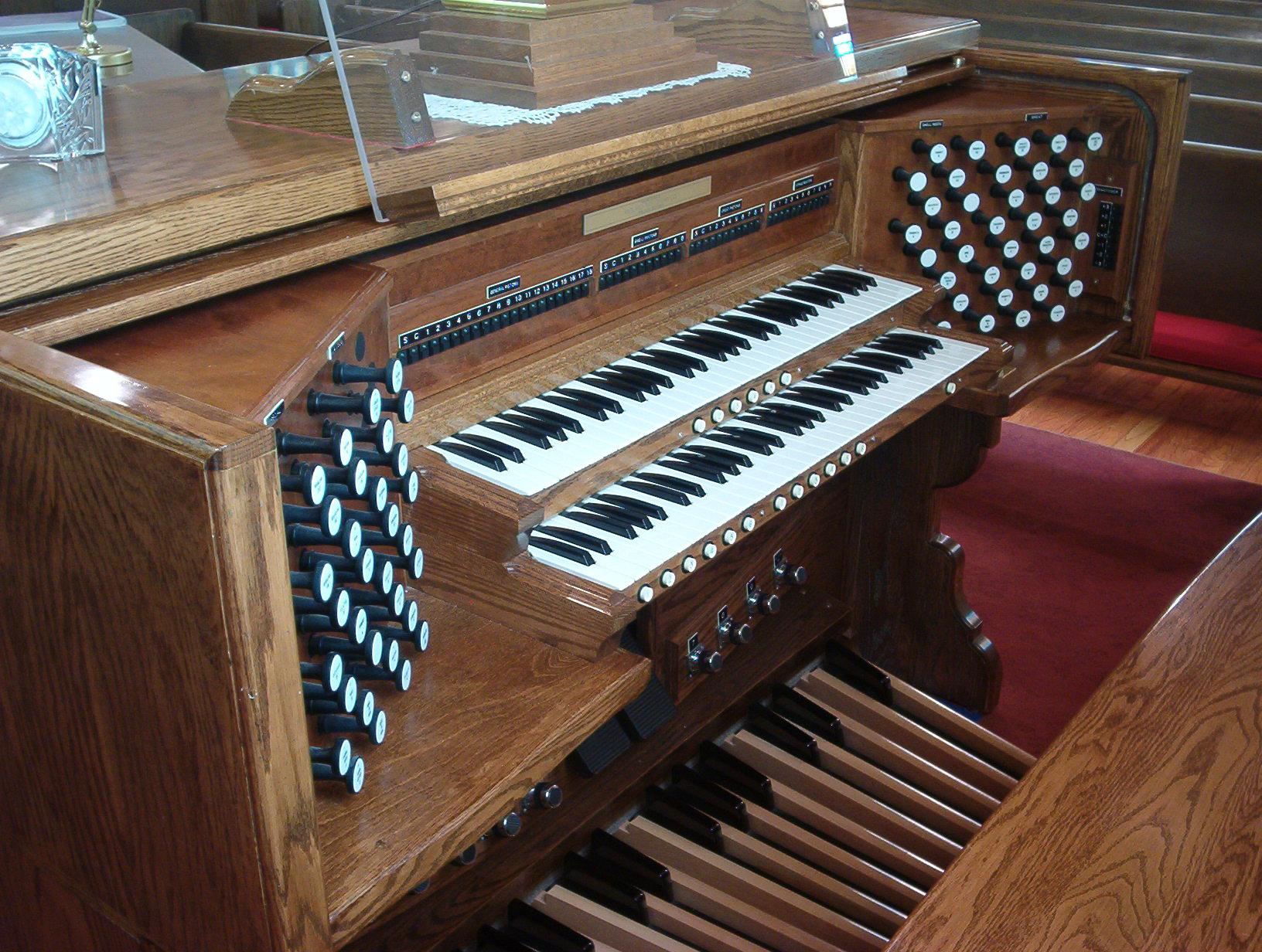Aadland Pipe Organ Company Portfolio Page